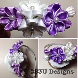 Accessories - Handcrafted origami headband